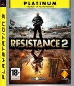 Sony Resistance 2 Platinum Edition | Dodax.co.uk