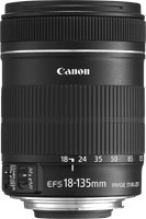 Canon EF-S 18-135mm f/3.5-5.6 IS | Dodax.ch