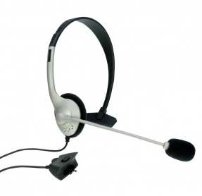 Logic3 Headset for Xbox Live | Dodax.co.uk