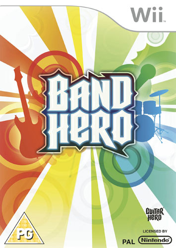 Band Hero Spanish Edition; Software Only - Wii | Dodax.at
