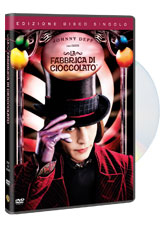 Warner Bros Charlie and the Chocolate Factory | Dodax.it