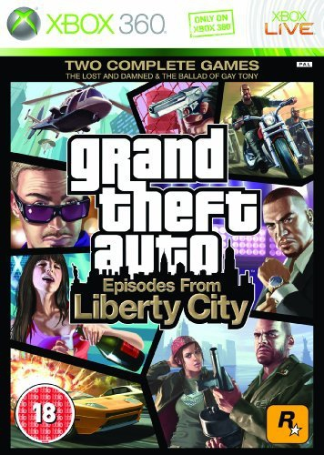 Take-Two Interactive Grand Theft Auto: Episodes from Liberty City (Xbox 360) | Dodax.co.jp