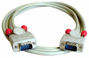 Lindy RS232 cable 5m | Dodax.ch