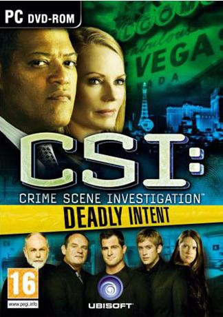 Ubisoft CSI: Crime Scene Investigation - Deadly Intent (PC) | Dodax.de
