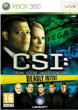 Ubisoft CSI: Crime Scene Investigation - Deadly Intent (Xbox 360) | Dodax.co.uk