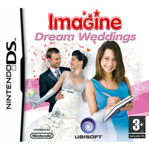 Ubisoft Imagine Dream Weddings, NDS | Dodax.de