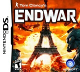 Tom Clancy's End War UK Edition - DS | Dodax.ca