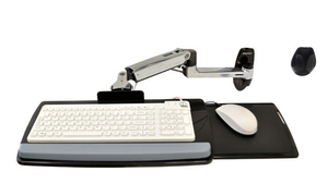 Ergotron LX Wall Mount Keyboard Arm | Dodax.ch