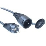 Brennenstuhl 230V extension cable schuko male - shuko female | Dodax.at
