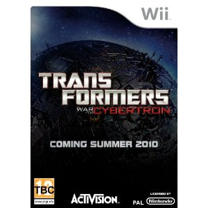 Activision Transformers: War for Cybertron (Wii) Nintendo Wii Duits video-game | Dodax.nl