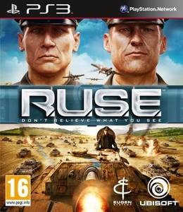 R.U.S.E. UK Edition - PS3 | Dodax.co.uk