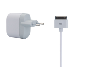 Belkin USB iPod/iPhone Wall Charger weiss | Dodax.de