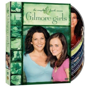 Warner Bros Gilmore Girls: The Complete Fourth Season | Dodax.co.uk