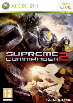 Supreme Commander 2 UK Edition - XBox 360 | Dodax.at