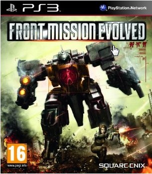 Front Mission Evolved UK Edition - PS3 | Dodax.co.uk