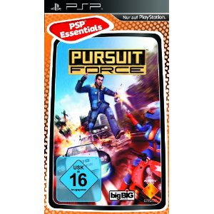 Sony Pursuit Force Essentials (PSP) | Dodax.at