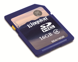 SDHC Card 16GB, Kingston | Dodax.ch