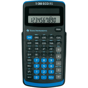 Texas Instruments TI-30 ECO RS calculator | Dodax.com