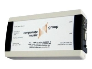 Corporate music on Hold TK 600 | Dodax.at
