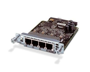 Cisco VIC3-4FXS/DID= Audio-Netzwerkmodul | Dodax.ch