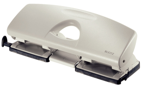 Leitz 50220085 16sheets Grey hole punch | Dodax.co.uk