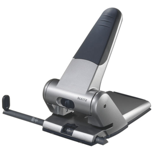 Leitz Mod. 5180 Perforatore ad alta capacità 63sheets Stainless steel hole punch | Dodax.co.uk