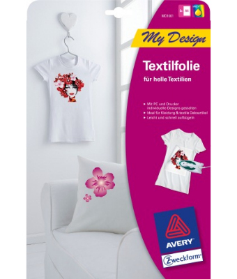 Avery MD1001 T-Shirt-Transfer-Folie | Dodax.at