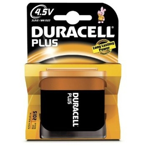 Duracell - Non-Rechargeable Battery 4.5 V ( MN1203 ) | Dodax.at