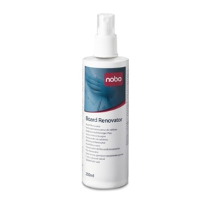 Nobo - Weißwandtafel Reiniger Plus - 250ml (1901436) | Dodax.at