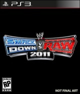 WWE SmackDown vs. Raw 2011 German Edition - PS3 | Dodax.ch