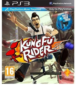 Kung Fu Rider German Edition - PS3 | Dodax.co.uk
