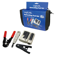 LogiLink NET Zub Networking Tool Set | Dodax.at