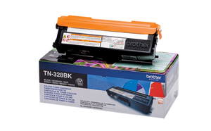 Brother TN-328BK Lasertoner & Patrone | Dodax.at