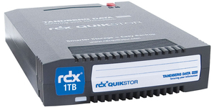 Tandberg RDX Medium: 1000GB | Dodax.at