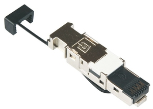 BTR NETCOM E-DAT Industry IP20 RJ45 field plug | Dodax.at