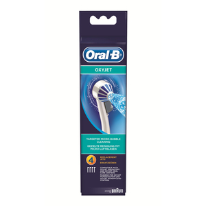 Oral-B - Toothbrush Heads (Oxijet) | Dodax.at