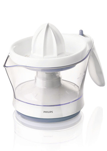 Philips - Viva Collection Citrus Press, 25 W, Blue/White (HR2744/40) | Dodax.ch