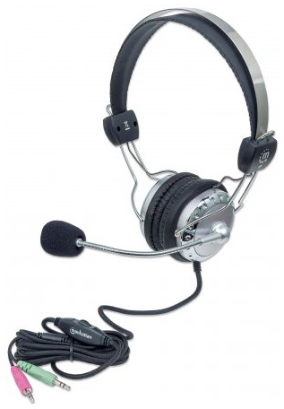 Manhattan 175517 headset | Dodax.ca