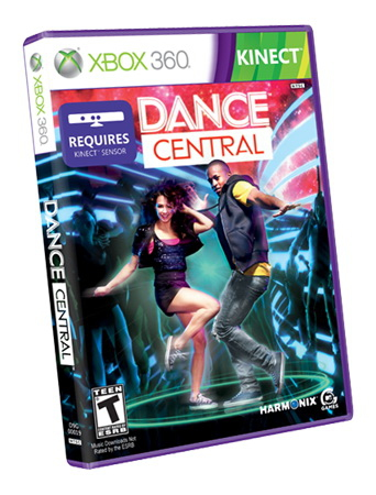 Microsoft Dance Central for Xbox 360 with Kinect Xbox 360 Videospiel | Dodax.ch