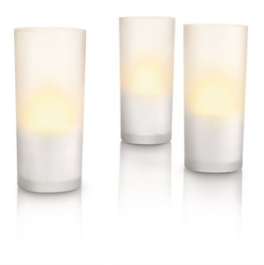 Philips LED IMAGEO CandleLights 3er-Set cl | Dodax.ch