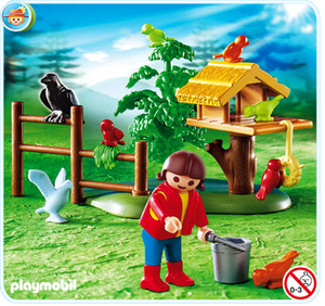 Playmobil Bird Feeder | Dodax.ch