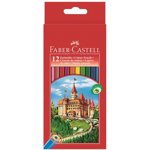 FABER-CASTELL Castle Eco Farbstifte | Dodax.co.jp