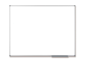 Nobo - Classic Magnethaftende Emaillierte Tafel 1200x900mm (1902689) | Dodax.ch