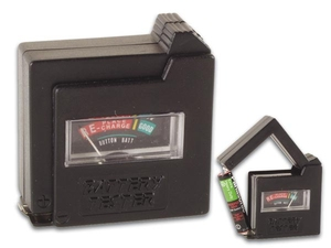 Velleman  BATTEST Batterietester | Dodax.at