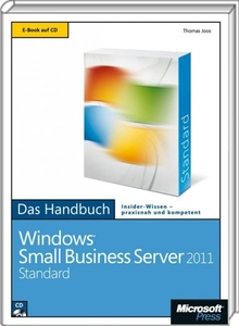 Microsoft Windows Small Business Server 2011 Standard - Das Handbuch | Dodax.pl