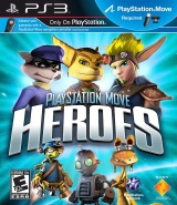 Playstation Move Heroes German Edition - PS3 | Dodax.co.uk
