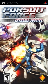 Sony Pursuit Force: Extreme Justice | Dodax.es
