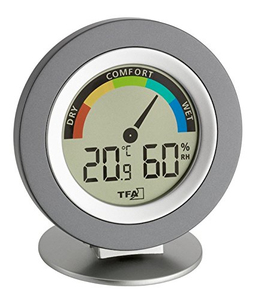 TFA 30.5019 - Digital Thermo-Hygrometer Cosy | Dodax.co.jp