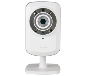 D-Link IP Kamera DCS-932L, WLAN, Tag/Nacht | Dodax.at