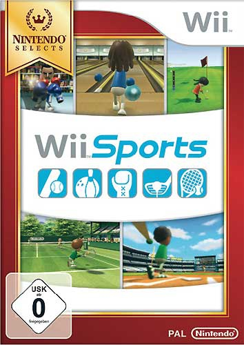 Wii Sports Nintendo Selects Edition; German Version - Wii | Dodax.de